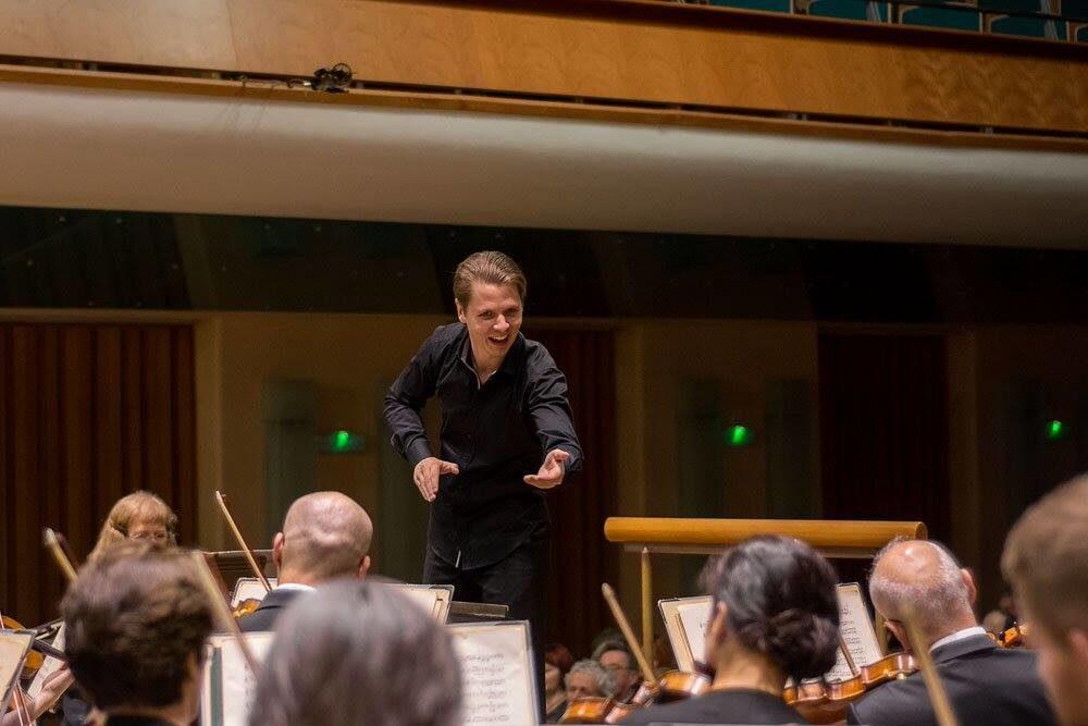 Koncert. Moravská filharmonie MFO